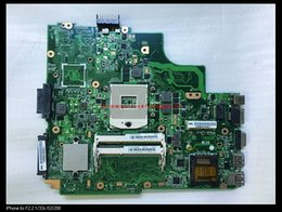Asus Intel Canada - Original for ASUS K43SD laptop K43SD MAIN BOARD 2.2 HM65 DDR3 integrated motherboard ,fully tested