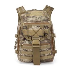 $enCountryForm.capitalKeyWord NZ - 10PCS 40L Backpacking Gear Outdoor Bag Combo 47cm Recreational Duffel Mountaineering Backpack and Waterproof Fishing Bags