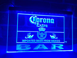 Corona beer bar light online corona beer bar light for sale la418b corona bar beer extra led neon light sign mozeypictures Images