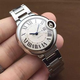 New Aaa Luxury Watch Men Watches Quartz Movement Topnd Blue Balloon Dial Wris Ches Best Gift For Men Free Shipping