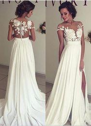 Leg Slit Wedding Dress Online Shopping Leg Slit Wedding Dress For Sale