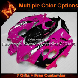 Plastic Katana Canada - 23colors+8Gifts purple black motorcycle cover for Suzuki GSX600 F Katana 2003-2006 GSX600F 03 04 05 06 Bodywork Set ABS Plastic Fairing