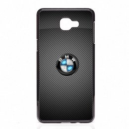 SamSung galaxy logo online shopping - BMW Logo Phone Covers Shells Hard Plastic Cases For Samsung Galaxy A3 A5 A7 A8