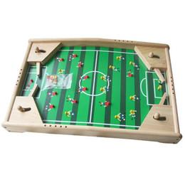 Venta al por mayor de Juego de fútbol de mesa en casa de freeshipping Popular en Europa Juegos familiares de ocio para el hogar