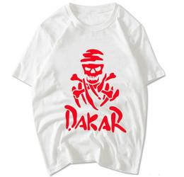 T Sport Racing Canada - The paris Dakar rally T shirt Car cross country race short sleeve gown Sport street tees Leisure unisex clothing Quality cotton Tshirt