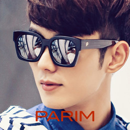 50de719ce48 Wholesale-Sunglasses Woman Tide 2016 New Pattern Round Face Driver Mirror  Polarized Light Mirror Sunglasses Square Korean Glasses