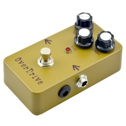China guitar Overdrive Guitar Effect Pedal True Bypass Electric guitar stompbox pedals !BRAND NEW CONDITION! suppliers