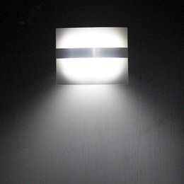 $enCountryForm.capitalKeyWord Canada - Stick Anywhere Bright Motion Sensor Light Activated LED Wall Sconce Night Light Auto On Off for Hallway Pathway Staircase Garden Wall Lamp