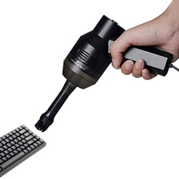 $enCountryForm.capitalKeyWord UK - Mini USB Vacuum Cleaner Portable Computer Keyboard Brush Nozzle Dust Collector Handheld Sucker Clean Kit For Cleaning Laptop PC