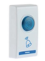 Опт 1 шт. LED беспроводной перезвон дверной звонок Дверной звонок Wireles пульт дистанционного управления 32 мелодии песни Drop Shipping C1 новое прибытие