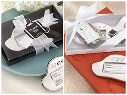 China (50 Pieces lot) Wedding and Party Favors of Silver-Finish Airplane Luggage Tag wedding souvenirs For Traveling Themed Wedding and Party Gift suppliers