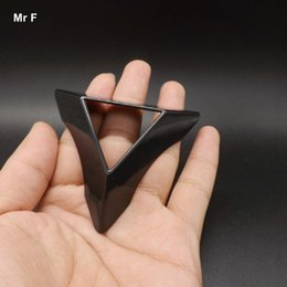 $enCountryForm.capitalKeyWord Canada - Black Magic Cube Plastic Triangle Holder Base Tower Style Puzzle Kid Simple Educational Prop Christmas Gifts