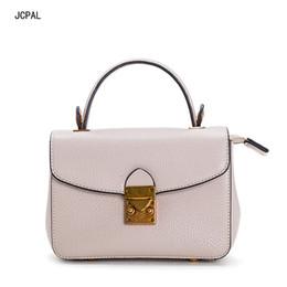 L meistverkauften Stil Frauen Handtasche Vielzahl von Farbe Empreinte Leder Umhängetasche Classic beschichtet Leinwand Stil Mode POCHETTE