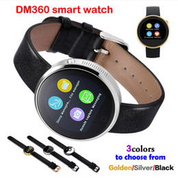 $enCountryForm.capitalKeyWord Canada - DM360 Smart watch 2016 New Bluetooth Smartwatches for IOS and Andriod Mobile Phone with Heart rate monitor bluetooth Wristwatch 5pcs lot