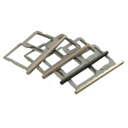 Discount sim card lg - 10pcs New Original SIM Card Holder Tray Slot For LG G5 H850 H820 H830 H831 LS992 SIM Card Holder Adapter Socket Accessor