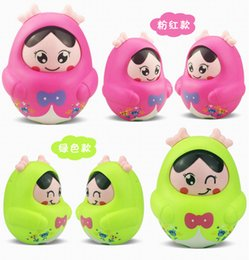 $enCountryForm.capitalKeyWord Canada - free shipping wNodding doll tumbler baby educational early childhood infants and young children 0-1 years old children amphibious built bell