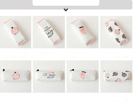 Stationery SupplierS online shopping - Korean style cartoon school supplier student pencil bags leather pencil case Cartoon stationery storage bag women comestic bags