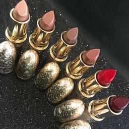 Lip rouge online shopping - New Chili Snowball Rouge en Snow Lipstick Colors Makeup Matte Lipstick Lip Gloss Moisturizing Long lasting