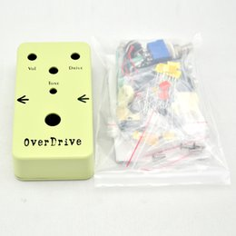 Effects Pedal Kit Australia - NEW DIY Overdrive Pedal pedal Electric guitar effect pedals OD1 kit