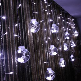 Discount Window Curtain Fairy Lights | 2018 Window Curtain Fairy ...