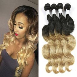 Two tone hair weave sale online two tone hair weave sale for sale malaysian virgin hair body wave ombre malaysian hair weave bundles malaysian body wave two tone 1b 27 ombre hair extensions weft sale pmusecretfo Image collections