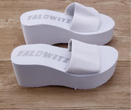 $enCountryForm.capitalKeyWord NZ - Wholesale&retail Handmade summer women sandals slippers 2019 light and comfortable women shoes Platform woman wedges sandals casual slippers
