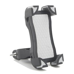 Wholesale Phone Holder Bike Bicycle Handlebar Mount Smartphone Car Mount Holder Cradle for iphone S Plus for Samsung Galaxy S6 S7