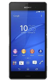 "original sony xperia z3 2019 - Original Sony Xperia Z3 D6603 ROM 32GB RAM 3GB 5.2"" Screen Quad Core 20.7MP 4G 3G Refurbished Phone"