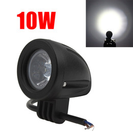 $enCountryForm.capitalKeyWord NZ - Waterproof 760LM 10W Offroad Car LED Work Light Cree LED Driving Fog Lamp for Car   Motorcycle   Boat   ATV order<$18no track