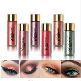 Sombras De Ojos De Polvo Suelto Baratos-Shimmer Brillo Brillo Sombra de ojos Maquillaje Brighten Mermaid Pigmento Mineral Loose Eyes Sombra Highlighter Make Up Set