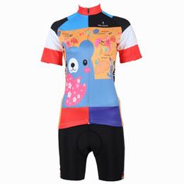 2016 Top Quality PALADIN Animals Cartoon Summer Cycling Jersey Sets Anti UV    Quick Dry Ladies Short Sleeve Cycle Jerseys Women Bike Jersey d58fa58d3