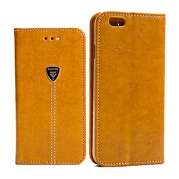 Leather Flip Cases For Iphone Australia - For iPhone X XR XS Max 8 Classic Retro Luxury Flip Stand Wallet Leather Case with Holder Cover For 5 6 7 plus