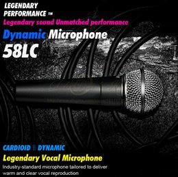 $enCountryForm.capitalKeyWord NZ - Quality SM58S SM58LC Clear Sound Handheld Cardioid Vocal Dynamic Wired Karaoke Microphone For Computer SM 58LC SM58SK Moving Coil Microfone