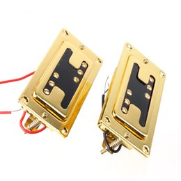 $enCountryForm.capitalKeyWord UK - Gold Frame Electric Guitar Humbucker Pickups Single Coil C3+C3