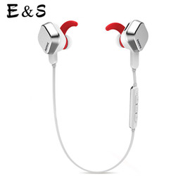 Rm Iphone Canada - Wholesale-Remax S2 RM-S2 Bluetooth 4.1 Headset Sports Earphone Wireless Stereo Unique Magnet Selfie Sports Headphone For iPhone Samsung