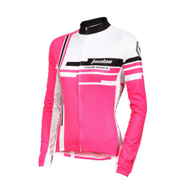 $enCountryForm.capitalKeyWord Canada - Tasdan Cycling Jersey Women Long Sleeve Bike Clothing Outdoor Running Climbing Bicycle Sportswear Quick Dry Jersey