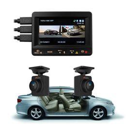Discount hd hide camera - Original K1S Ambarella A7LA70 2-channel Front Rear Camera full HD 1080P + GPS Hidden Driving Recording System Dashcam Ca