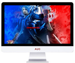 """$enCountryForm.capitalKeyWord Canada - All-in-one Computer Monitor 23.6"""" CORE i3 4GB 120GB Ultra Narrow Bezel Widescreen Built-in WIFI All In One PC"""