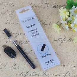 China Cigarette Cartridges online shopping - CE3 Bud Touch Electronic Cigarette Atomizers Blister Kit O Pen Vape ml Vaporizer Cartridge China