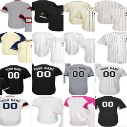 Negro 5xl Baratos-2017 Customized Chicago White Jerseys Madre St. Patrick's Day USMC Training Hombres Wome Womens Youth Blanco Gris Negro Jerseys Flex Cool