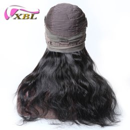 Discount virgin chinese straight hair - 360 Full Lace Human Hair Wigs Straight Human Hair Lace Front Wigs 150% Density Remy Virgin Brazilian Hair