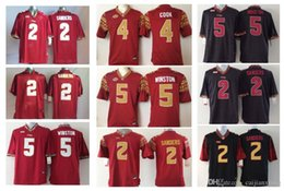 2014 white limited kids jersey 2 deion sanders dalvin cook 5 jameis winston mens college florida sta