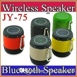 $enCountryForm.capitalKeyWord Canada - 2016 New arrival Bluetooth Speaker JY-75 with FM for smart phones Outdoor handsfree DHL free shipping wholesale K-YX