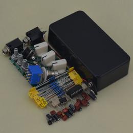 Echo Pedals Australia - DIY Delay pedal Guitar Effect Pedals Electric Effects Suite Delay -1 pedals Effect kit Black