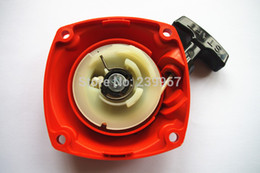 $enCountryForm.capitalKeyWord Canada - Recoil starter for Zenoah G35L G43L G45L BC3410 BC4310 FW4310 free shipping cheap pull starter assy brush cutter part