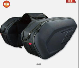 Chinese  komine SA212 motorcycle side bag helmet bags leather saddle bag racing motorcross tail bags luggage bag saddlebags motocross motorbike bags manufacturers
