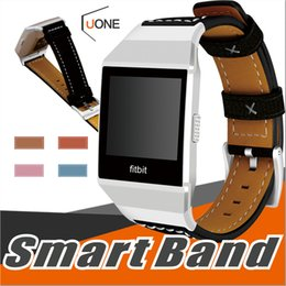 Replacement bRacelet watch bands online shopping - For Fitbit Ionic Band Adjustable Leather Bands Bracelet Replacement Wrist Watch Band for Fitbit Ionic Watch