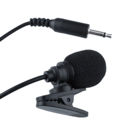 China 3.5mm Active Clip Microphone Clip-On Lapel Instrument Mic Microphone Plug MP4 Cellphone Tablet Studio Speech Desktop Laptop suppliers