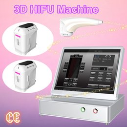 Machine De Massage Maison Pas Cher-3D HIFU maquillage machine à ultrasons machine de massage à la maison hifu serrer le corps perdre du poids équipement