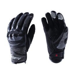 $enCountryForm.capitalKeyWord NZ - Men's Motorcycle Gloves Motorbike Gloves Outdoor Sports Motocross Gloves Full Finger Bike Racing Leather Gloves Gray size M L XL